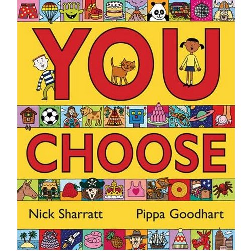 USBORNE You Choose 3Y+