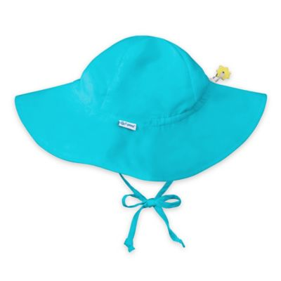 I Play - Sun Protect Hat - Turquoise 737100-612