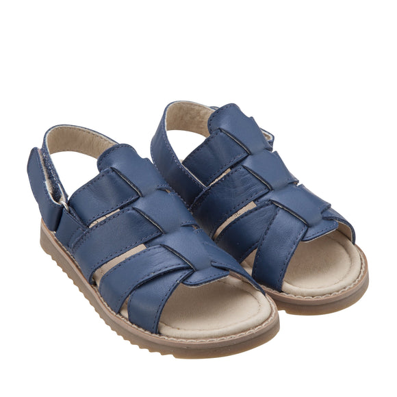 Old Soles Hero Sandals Blue Jeans 7003
