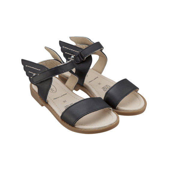 Old Soles Flying Sandals Black 1517
