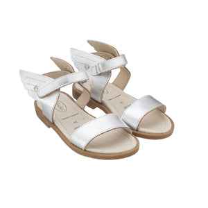 Old Soles Flying Sandals Silver 1517