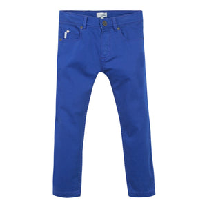 Paul Smith Junior 5K22552 45 Jeans in Royal Blue