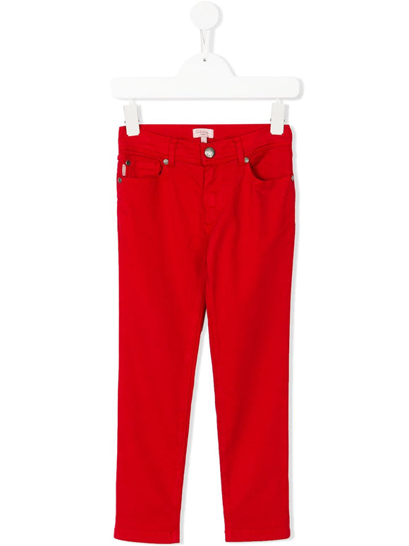 Paul Smith 5K22552 362 Jeans in Winter Red