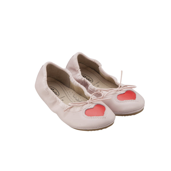 Old Soles 618 Cruise Love Powder Pink / Bright Red