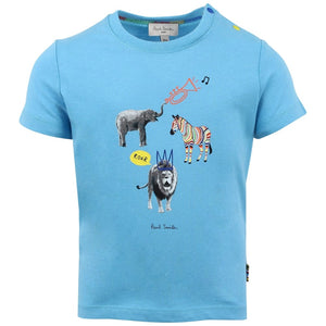 Paul Smith Rod T Shirt 5L10631 - 40
