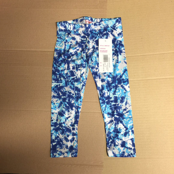 Design History -- TMW7267/LEGGING - Rivera Blue