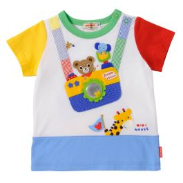 xMiki House - 12-5208-970-MULTI COLOR T-SHIRT