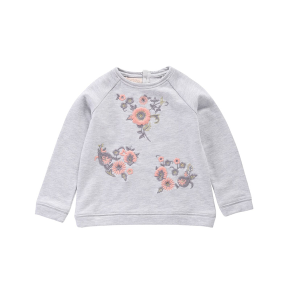 Louise Misha - LMK-W18-S0030 Sweat Neda Light Greay