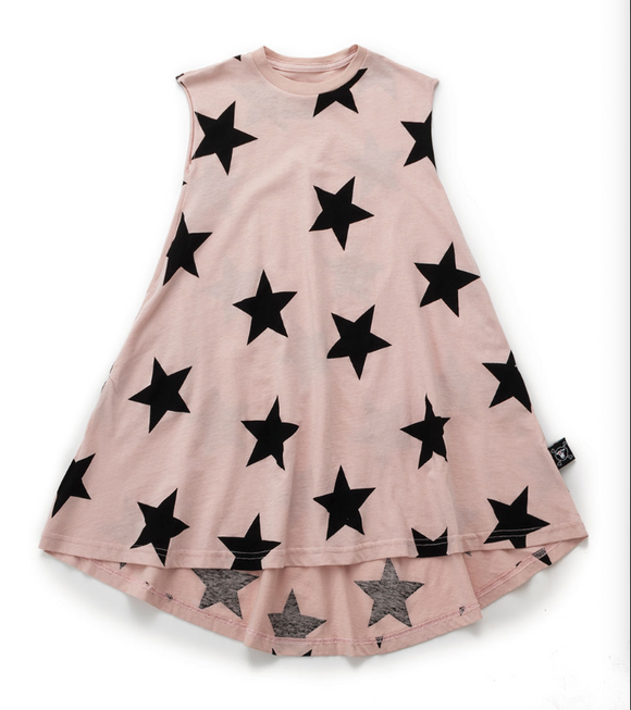 Nununu NU2191 Star 360 Dress POWDER PINK