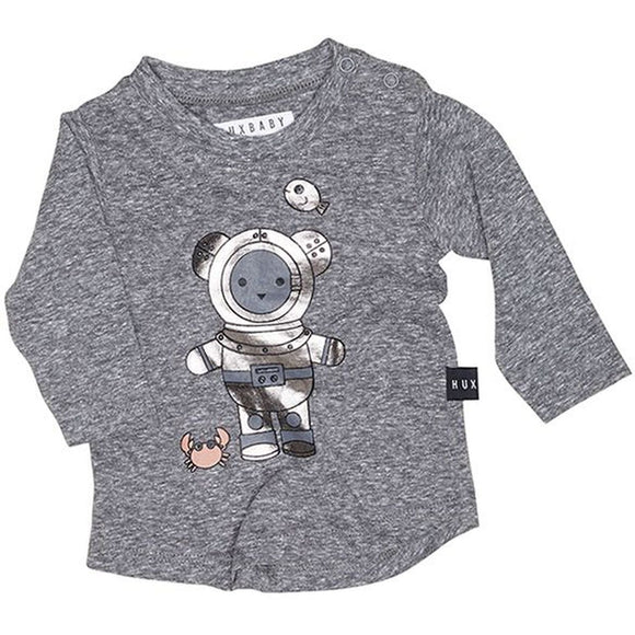 Huxbaby HB1049 Deep SEA DIVER LS Top
