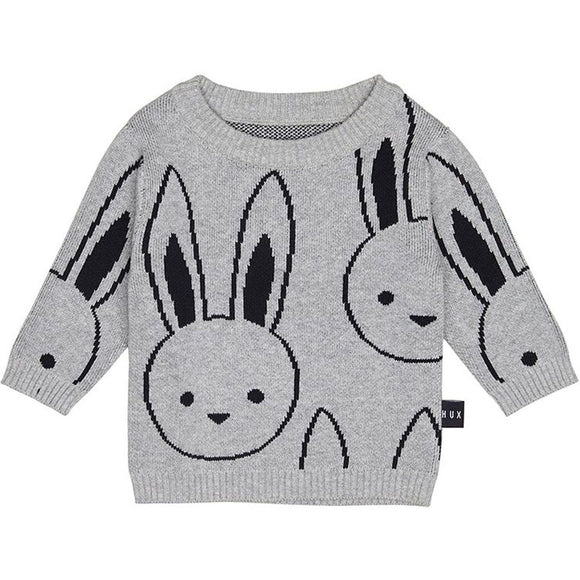 Huxbaby HB1160 BUNNY KNIT Jumper