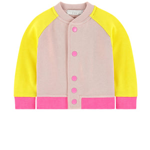 xSTELLA McCARTNEY-Baby Girl Bomber 540066 SMJ63 Pink