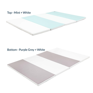 Ifam Marshmallow Plus Folder Mate Purple/Grey IF-079 2000x1400