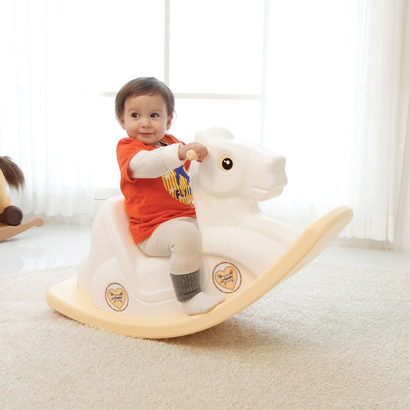 ifam Pony Plus Rocking Horse White IF-121