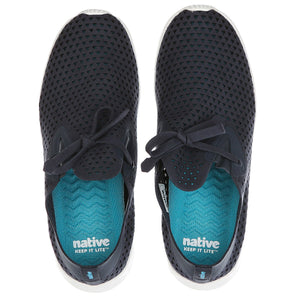 Native Apollo Moc XL Darknite Grey/Shell White Mini Triangle
