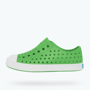 Native Jefferson Grasshopper Green / Shell White