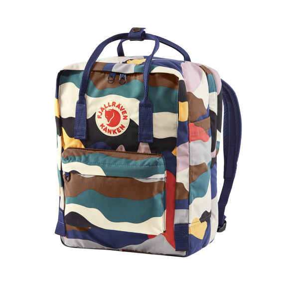 Fjallraven Kanken Art Laptop 13 Summer Landscape F23612 970