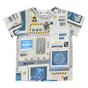 xMolo Raymont T-shirts Space Navigation 1W19A207