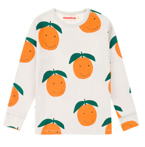 nadadelazos T-shirt HAPPY ORANGES TSH.11.560 ORA