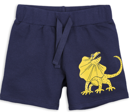 Mini Rodini-Draco sp sweatshorts-navy-1823012567