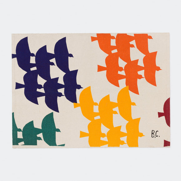 BOBO CHOSES Flying Birds Rug 12070011