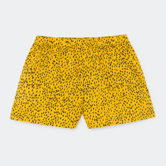 BOBO CHOSES All Over Leopard Woven Shorts 12001137