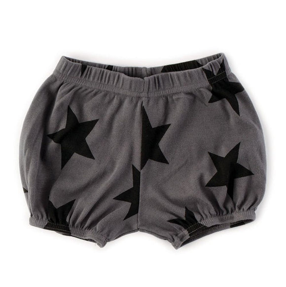 Nununu Nu1739 Star Yoga Shorts Iron