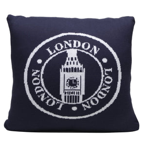 Rian Tricot Cushion LONDON SEAL