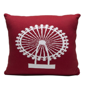 Rian Tricot Cushion LONDON EYE