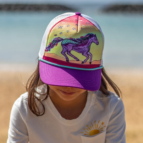 Sunday Afternoons KIDS ARTIST SERIES COOLING TRUCKERS, HORSE FEATHER
