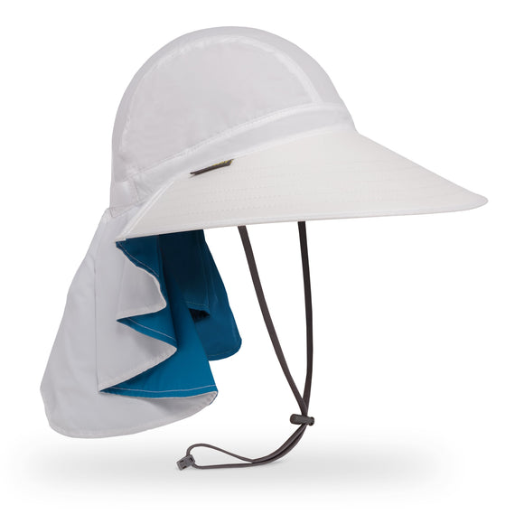 Sunday Afternoons Sundancer Women/Men's Hat in White/Blue Moon