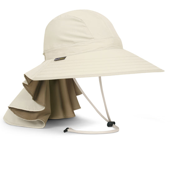 Sunday Afternoons Sundancer Women/Men's Hat in Cream/Sand
