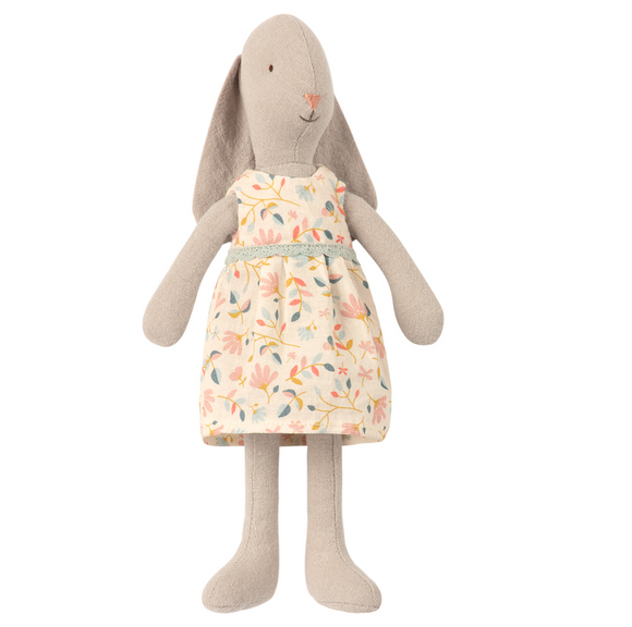 Maileg Flower Dress Bunny, Size 1