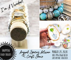 SHOP THE SEAPORT SWEETHEART DESIGNS STUDIO IN PERSON!