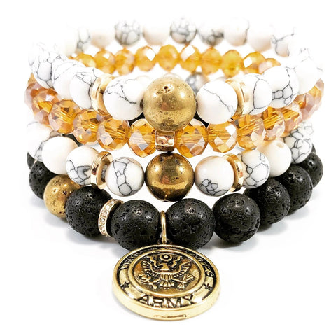 THE MARIA BRACELET STACK