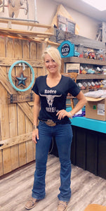 Rodeo Queen Sparkle Tee