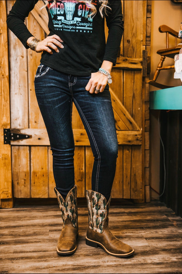 Cactus Twisted X Cowgirl Boots
