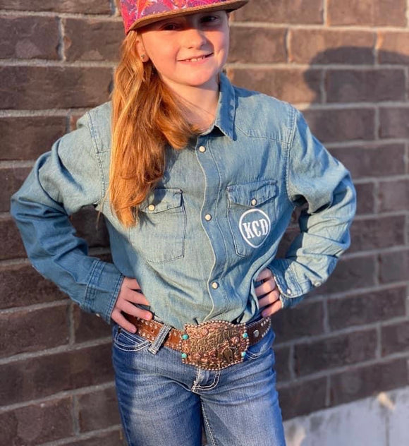 Jr Buckaroo Rodeo shirts