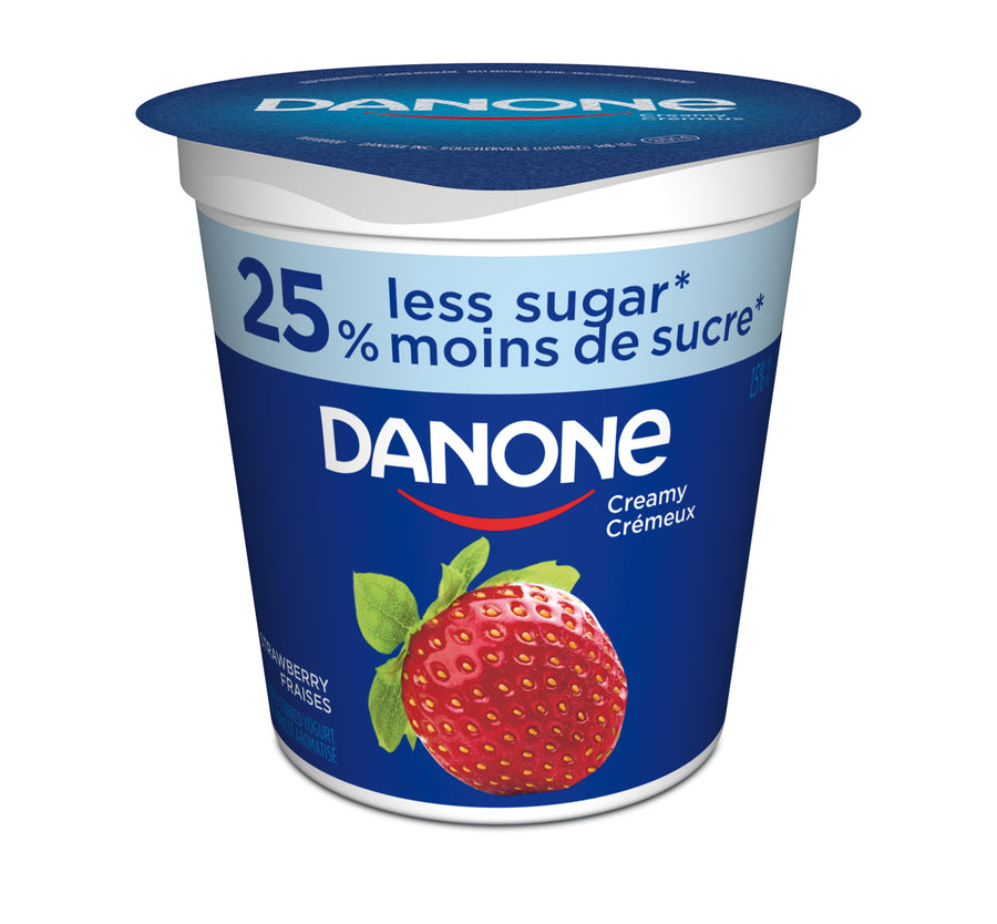 Yogurt - Strawberry 1.5% 175 g