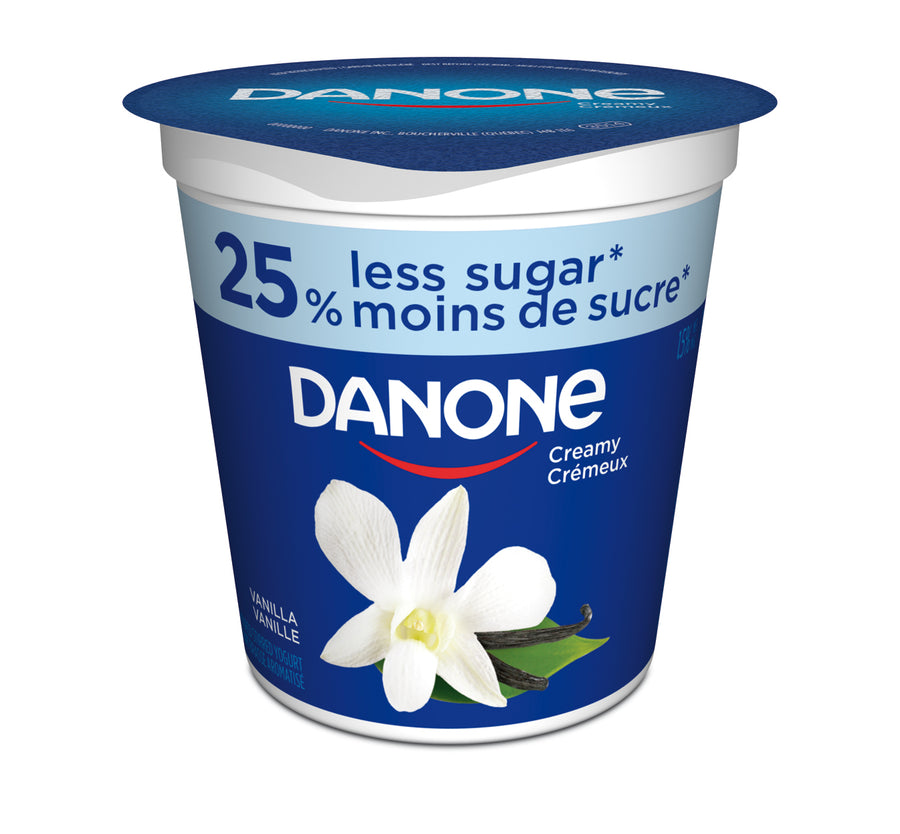 Yogurt - Vanilla 1.5% 175 g