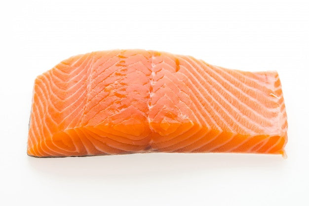 Salmon - Pacific 4 oz IQF 4.54 kg