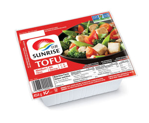 Tofu - Medium Firm 454 G
