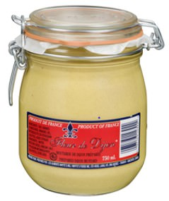 Fluers Strong Dijon Mustard 750 ML