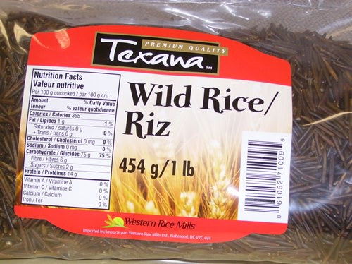 Rice - Wild Long Grain 2.27 kg