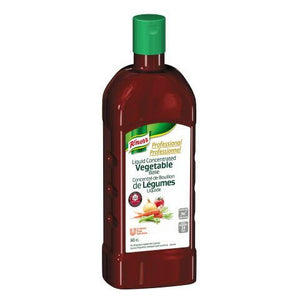 Soup Base - Veg Liq Conc 946 ML