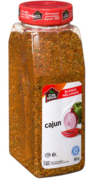 Seasoning - Cajun One Step 560 g