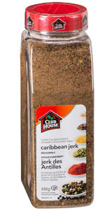 Seasoning - Caribbean Jerk 510 g