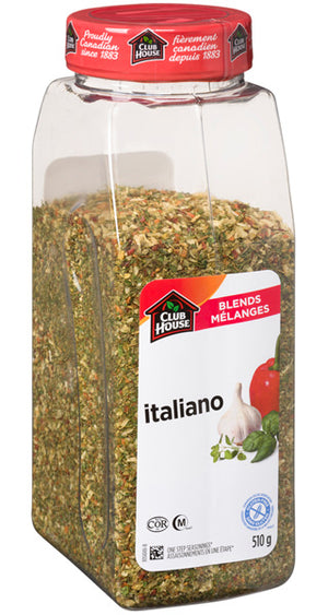 Seasoning - Italiano 1 Stp 510 g