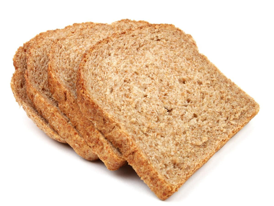 Sandwich Bread 100% Whole Wheat Frozen