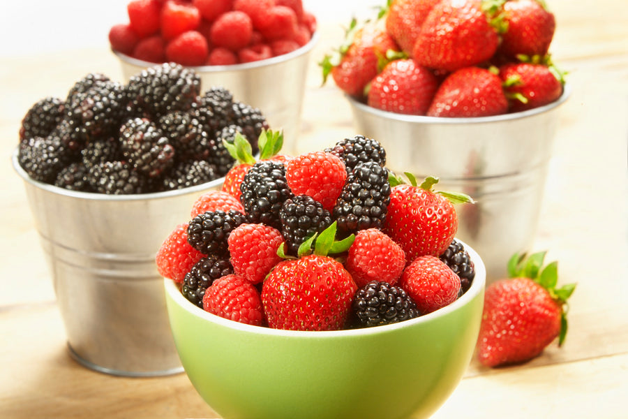 Berry Blend Frozen Fruit 1kg